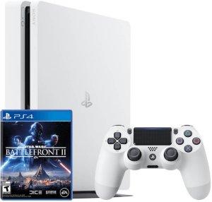 Sony PlayStation 4 Slim 500GB Star Wars Battlefront 2