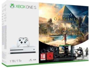 Microsoft Xbox One S 1TB Assassins Creed Origins