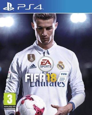 FIFA 18 til Playstation 4
