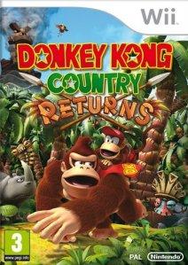 Donkey Kong Country Returns til Wii