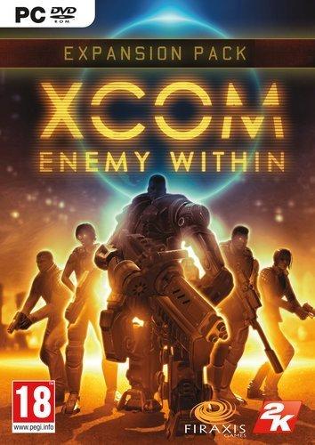 XCOM: Enemy Within til PC