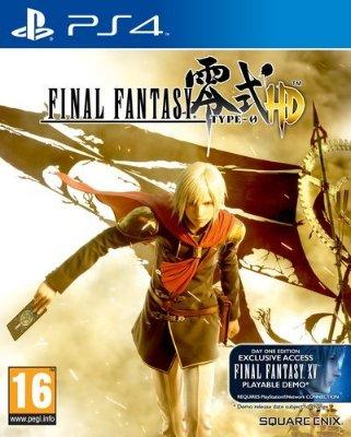 Final Fantasy Type-0 HD til Playstation 4