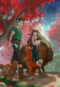 Yonder: The Cloud Catcher Chronicles til Playstation 4
