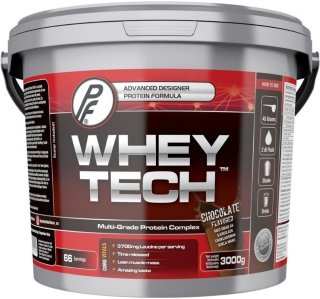 Proteinfabrikken Whey Tech 3000g
