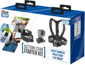 Trust Actionkamera Startpakke