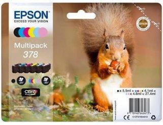 Epson Blekk 378 Multipack