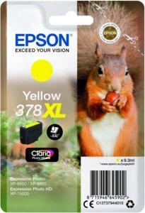 Epson 378XL Gul