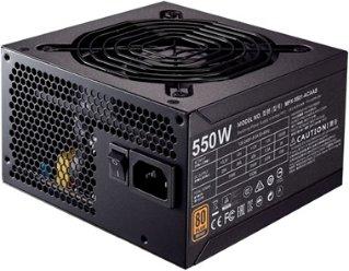 Cooler Master MWE Bronze 550