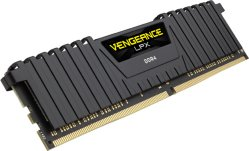 Corsair Vengeance LPX 16GB  DDR4 3000MHz (2x8GB)