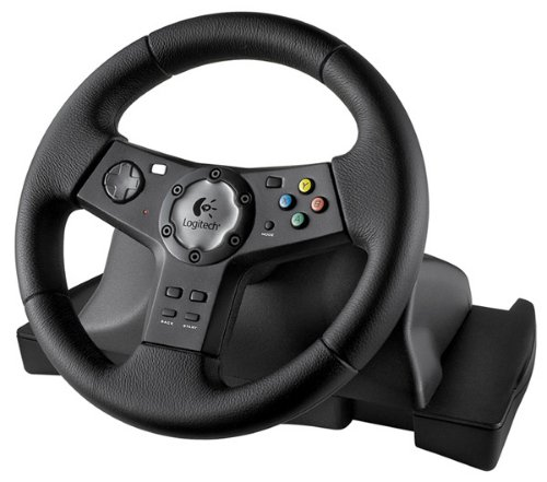 Logitech Precision Vibration Feedback Wheel