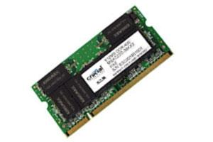 Crucial DDR400 1024 MB SO-DIMM