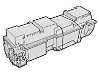 Kyocera FS-7000 Svart