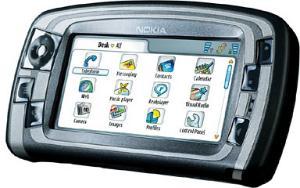 Nokia 7710 med abonnement