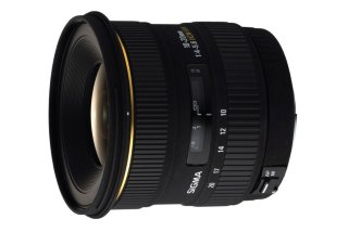 Sigma 10-20mm F/4-5.6 EX DC HSM for Canon