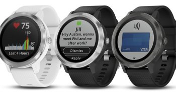 Test: Garmin Vivoactive 3