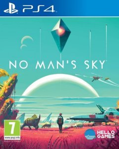 No Man's Sky til Playstation 4