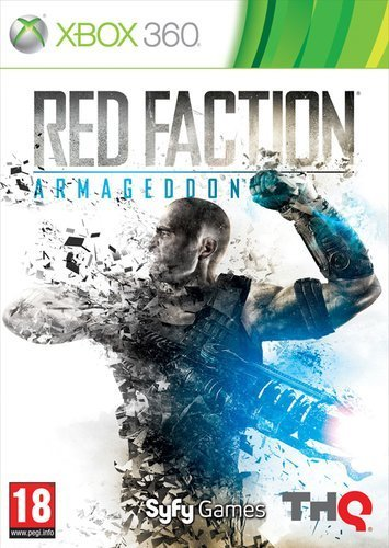 Red Faction: Armageddon til Xbox 360