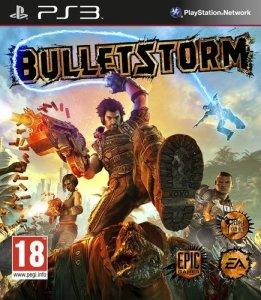 Bulletstorm til PlayStation 3