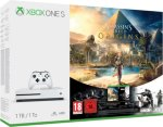 Microsoft Xbox One S 1 TB Assassin's Creed Origins og R6S
