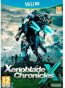 Xenoblade Chronicles X til Wii U