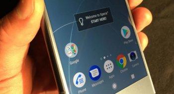 Test: Sony Xperia XZ1