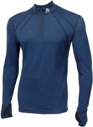 Aclima Lightwool Zip Shirt (Herre)