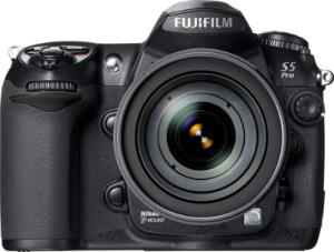 Fujifilm FinePix S5 Pro
