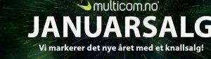 Multicom.no kampanje
