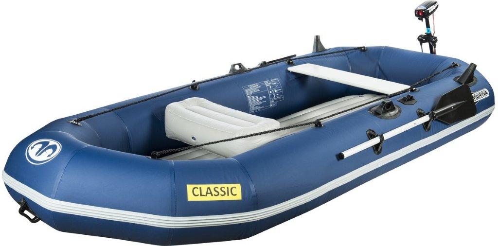 Aqua Marina Classic med elektrisk motor T-18