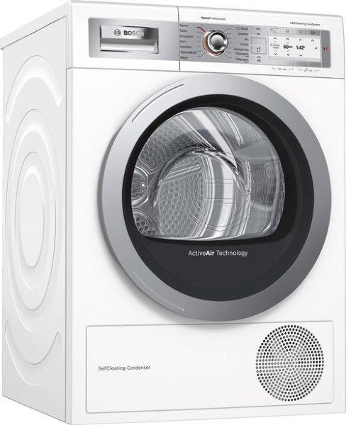 Bosch WTYH67I9SN HomeConnect