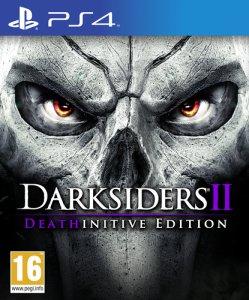 Darksiders II Deathinitive Edition til Playstation 4
