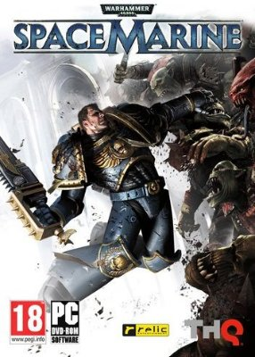 Warhammer 40,000: Space Marine til PC