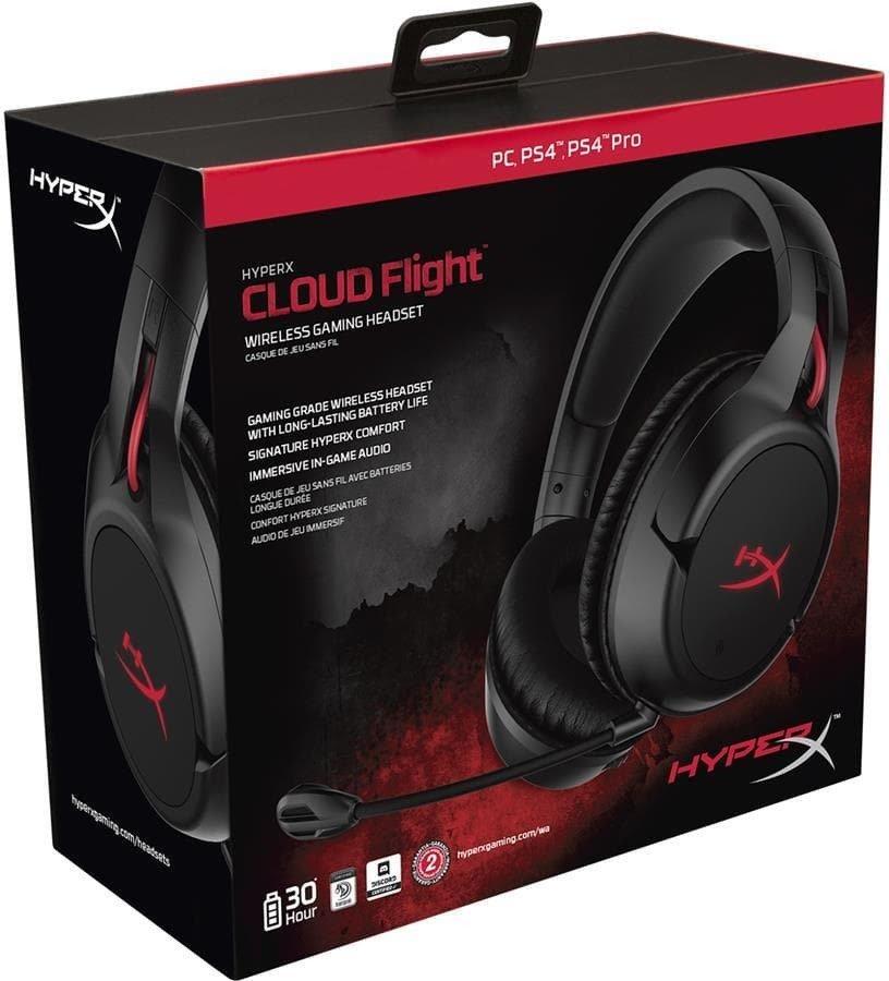 Best pris på HyperX Cloud Flight S Se priser før kjøp i
