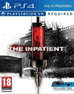 The Inpatient til Playstation 4