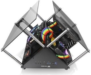 Core P90 Tempered Glass Edition Mid-Tower