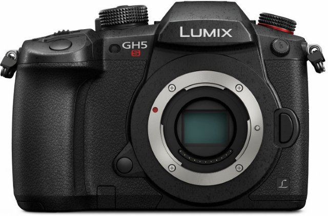 Panasonic Lumix DMC-GH5S