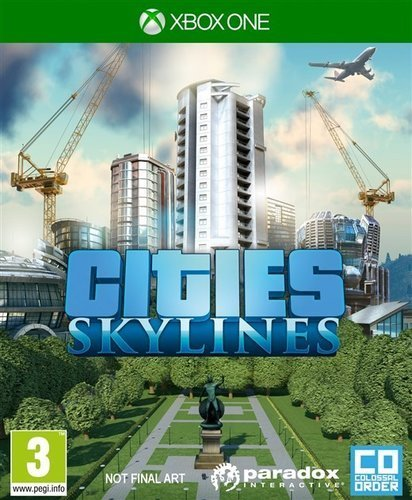 Cities: Skylines Xbox One Edition til Xbox One