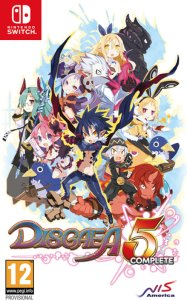 Disgaea 5 Complete til Switch
