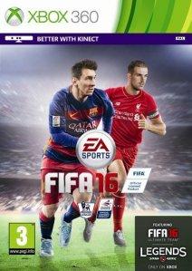 FIFA 16 til Xbox 360