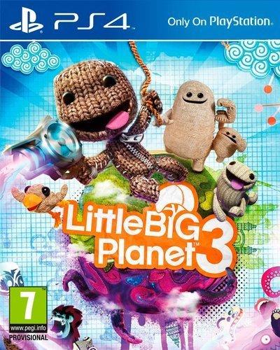 LittleBigPlanet 3 til Playstation 4