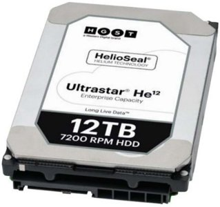 HGST Ultrastar HE12 SATA 12TB