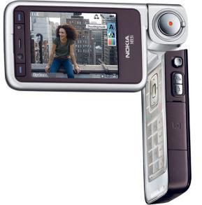 Nokia N93i med abonnement