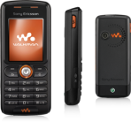 Sony Ericsson W200i med abonnement