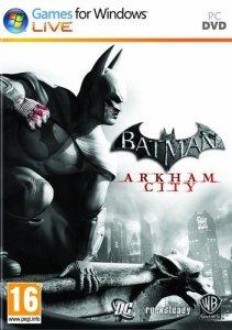 Batman: Arkham City til PC