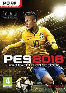 Pro Evolution Soccer 2016 til PC