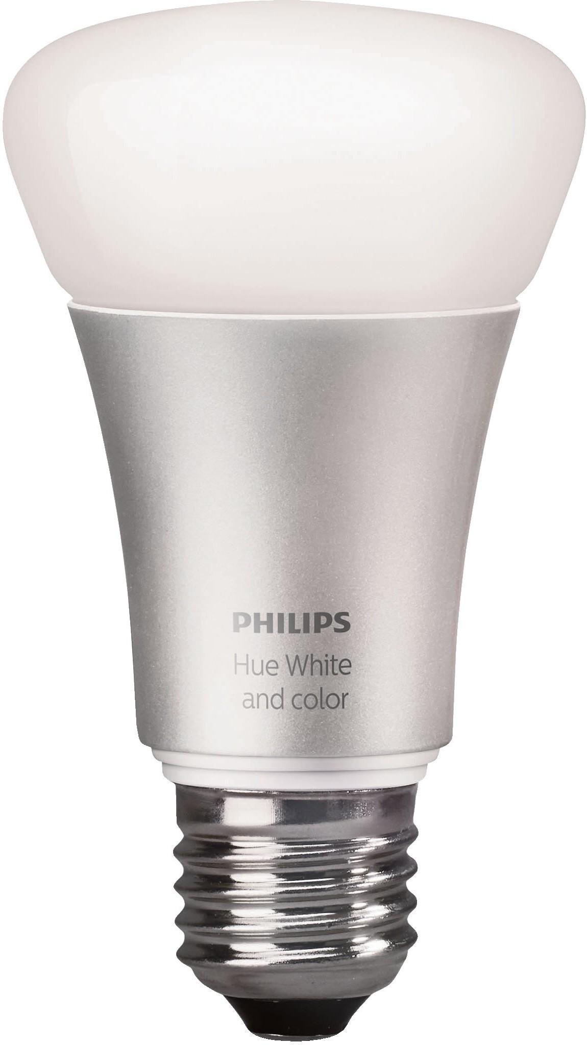 78fdb53d540 Best pris på Philips Hue White and Color Ambiance E27 Richer Colors - Se  priser før kjøp i Prisguiden