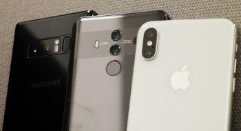Test: Samsung Galaxy Note 8 64GB
