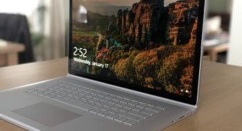 Test: Microsoft Surface Book 2 15