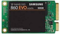 Samsung 860 EVO mSATA 500GB