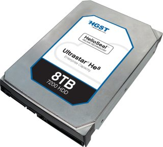 Ultrastar HE8 SATA 8TB